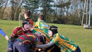 Norwich U14s Vs Crusaders U14s