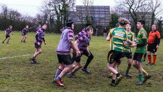 Crusaders U14s Vs West Norfolk U14s