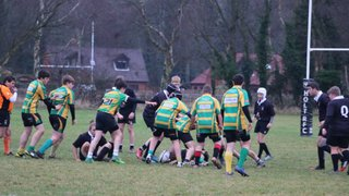 Holt U15s Vs Crusaders U15s