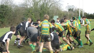Crusaders U15s vs Wymondham College U15s
