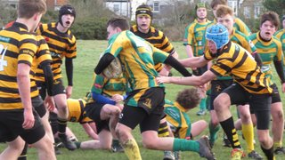 Southwold U15s vs Crusaders U15s