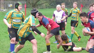 Wisbech U15s Vs Crusaders U15s