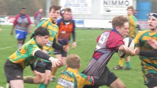 West Norfolk U15s Vs Crusaders U15s