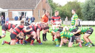 Crusaders vs Wymondham - 15/09/18