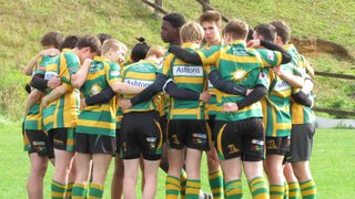 Sudbury U16s vs Crusaders U16s
