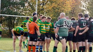 Crusaders II vs North Walsham III