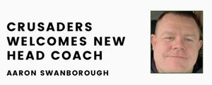 Crusaders RUFC welcomes new Head Coach