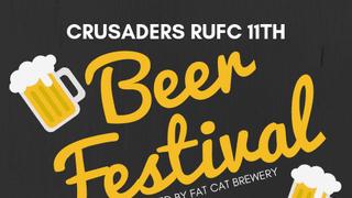 Crusaders Beer Festival & Fun Day