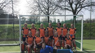 Ladies 2's grab all the points!
