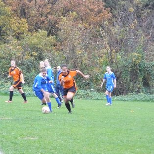 Jodie Daly Scores Late Winner to see Ammers Stay Top