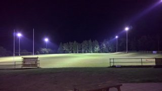 Clubhouse & floodlights