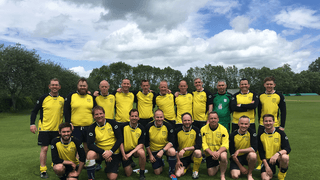Victory for Bloxham Vets!