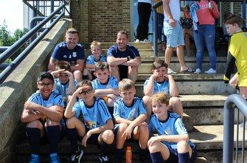 Under 10s Rangers