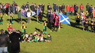 11.11.18 Centenary Remembrance Day Minis and Youth Commemoration