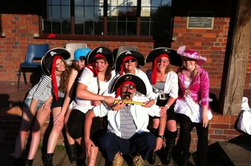 Pirates from Ricky Renegades