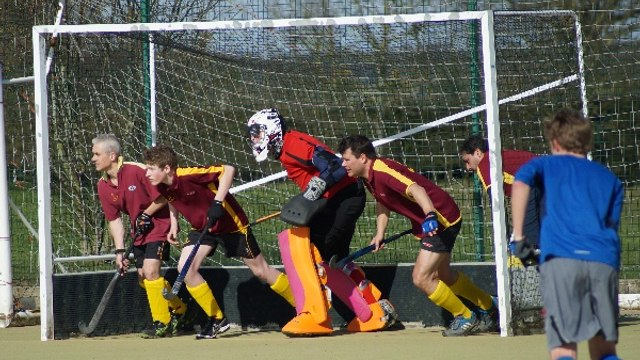 Men's 1s maintain 100% record at St Albans