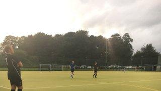 Mens 1s v DHC Former Players - Fri  9 Sep 2016