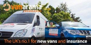 Vanarama Insurance - Sponsors Page