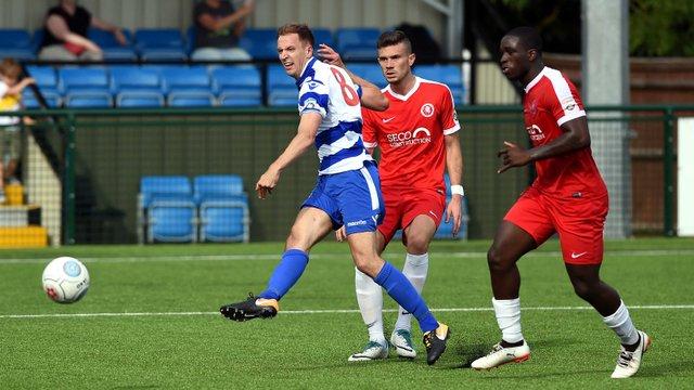 VNLS - Welling United vs Oxford City