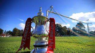 FA Cup Fourth Qualifying Round Draw - Margate (H)