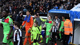 Notts County - FA Cup (A) - 2nd December 2017