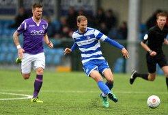 ONLINE TICKETS - Oxford City vs Dartford