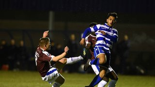 Report - Oxford City 0-2 Tranmere Rovers