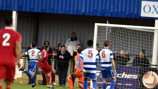 Hungerford Town - League (H) - 01/01/19