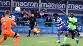 Report - Oxford City 2-1 Hemel Hempstead