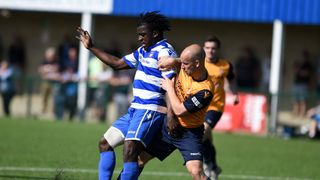 Report - Oxford City 1-3 Slough Town