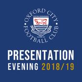 Oxford City Presentation Evening