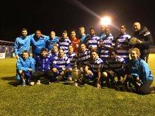 Oxford City Retain the Senior Cup
