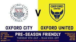 PSF - Oxford City vs Oxford United