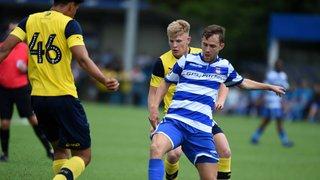 Oxford United - Friendly (H) - 09/07/2019