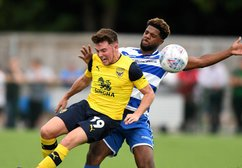 Report - Oxford City 3-5 Oxford United