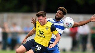 Report - Oxford City 3-5 Oxford United