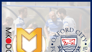 MK Dons 2-2 Oxford City