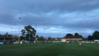 Report - Chippenham Town 1-1 Oxford City