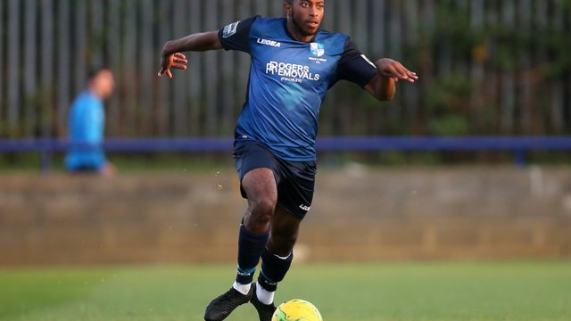 Beckles-Richards Joins From Wealdstone