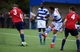 Report - Oxford City 2-0 Hampton & Richmond Borough