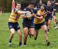 Rocky Gorge Closes Out the Season with a 27-18 Win Over Norfolk