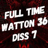 WATTON 36 – 7 DISS lll