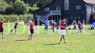 Mixed Touch Tournament at Old Reigatians