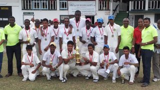 NEW BUILDING SOCIETY TROPHY PHOTOS