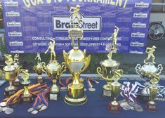 GCA – BRAINSTREET UNDER-15 COMPETITION 2015 LAUNCHED