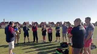 Didcot's rugby coaches prepared for the new season