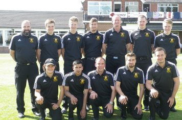 2ND team at ground after breakfast