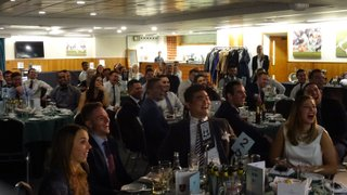 Warriors' Awards Night at KIA Oval