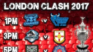 Challenge Cup Looms for London