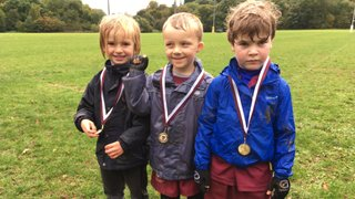 U5/6s Players of the Week - 16th Oct 2016